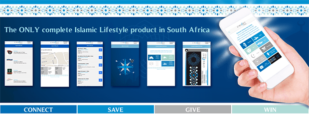 The ONLY complete Islamic Lifestyle product in South Africa